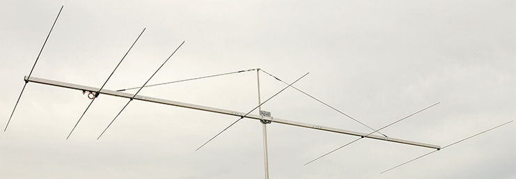 6m-6elements-Antenna-PA50-6-6A-low-noise-Airplane-1200mm-High-Quality