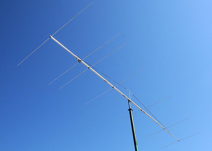 6m DX and Competition Super Yagi Antenna BG50-7-9BGP