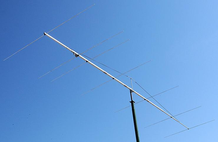 50MHz DX Contesters Super Yagi Antenna BG50-7-9BGP Extreme Power