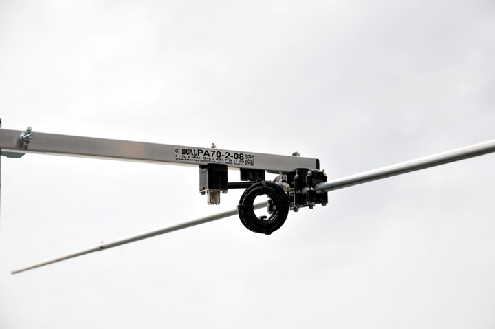 4Meter-70MHz-2Elements-Balun-Antennas-Amplifiers.com