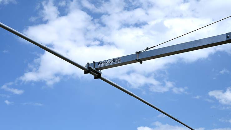 14Mhz-Ham-Radio-Antenna-3Elements-20mBand-Antennas-Amplifiers