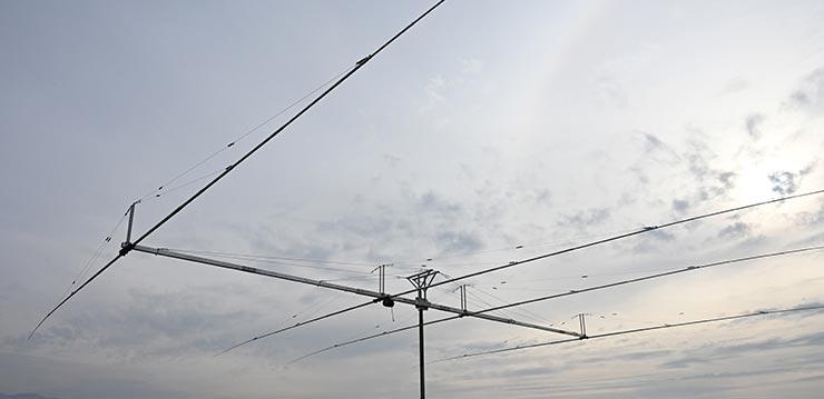 7MHz-FullSizeYagi-Antenna-4Elements-18Mboom-HeavyDuty
