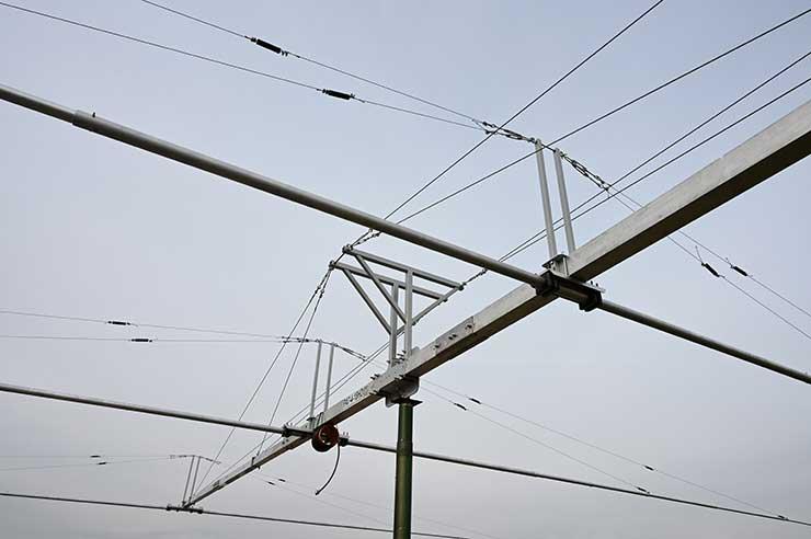 7MHz 4Elements Ham Radio Wires 7MHz 4Elements