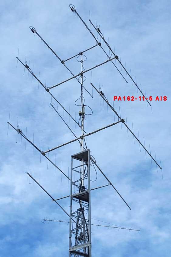 AIS Marine Tracking-Antenna-Sistem-PA162-11-5