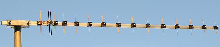 ADS-B Aircraft Tracking 1090MHz Directional Yagi Antenna