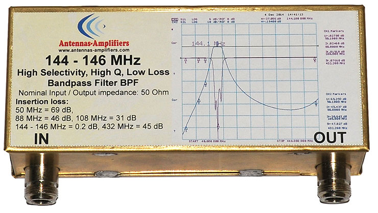 144-MHz-2m-2meter-band-Low-Loss-Bandpass-Filter-Made-By-Antennas-Amplifiers.com