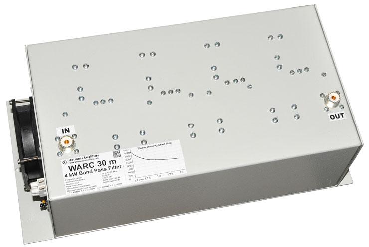 10MHz-Warc-30meter-BandPass-Filte