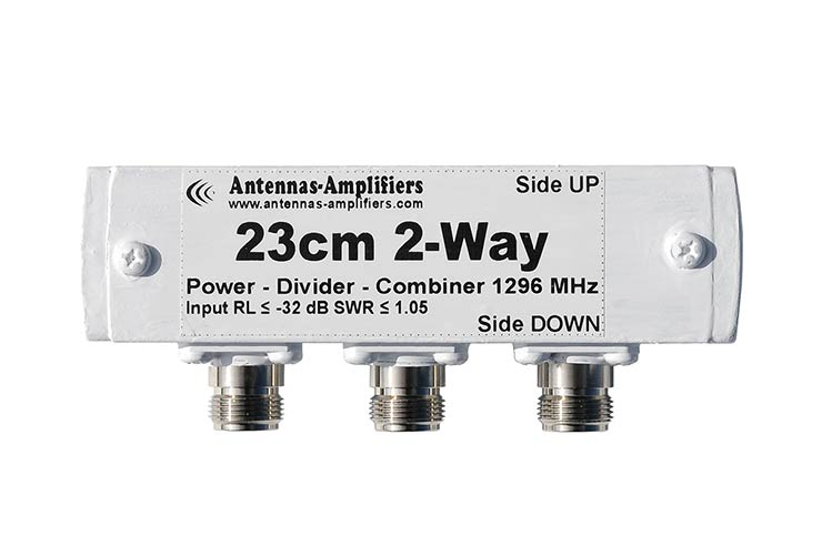 23cm-Divider-Half-Wavelength-1296MHz-2Way