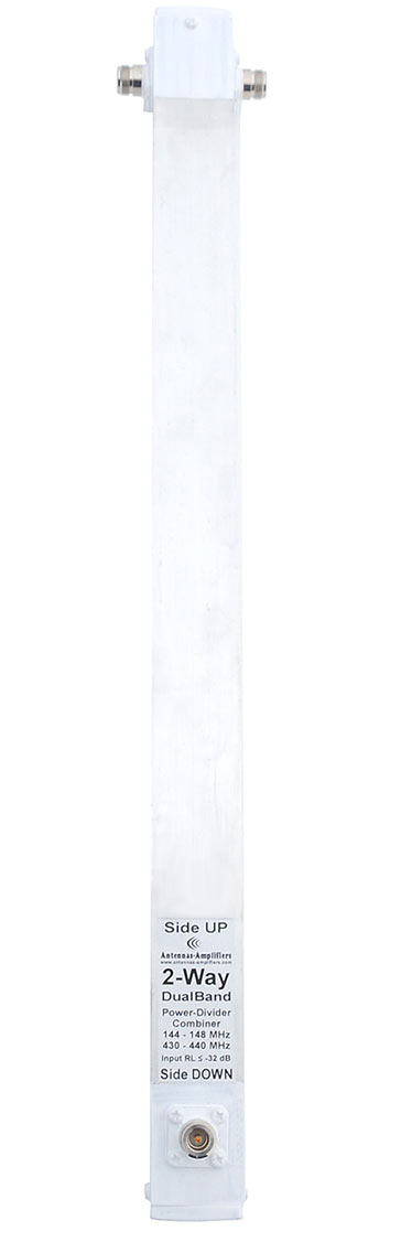 2meter-Power-Divider-for-2-Antennas-2Way