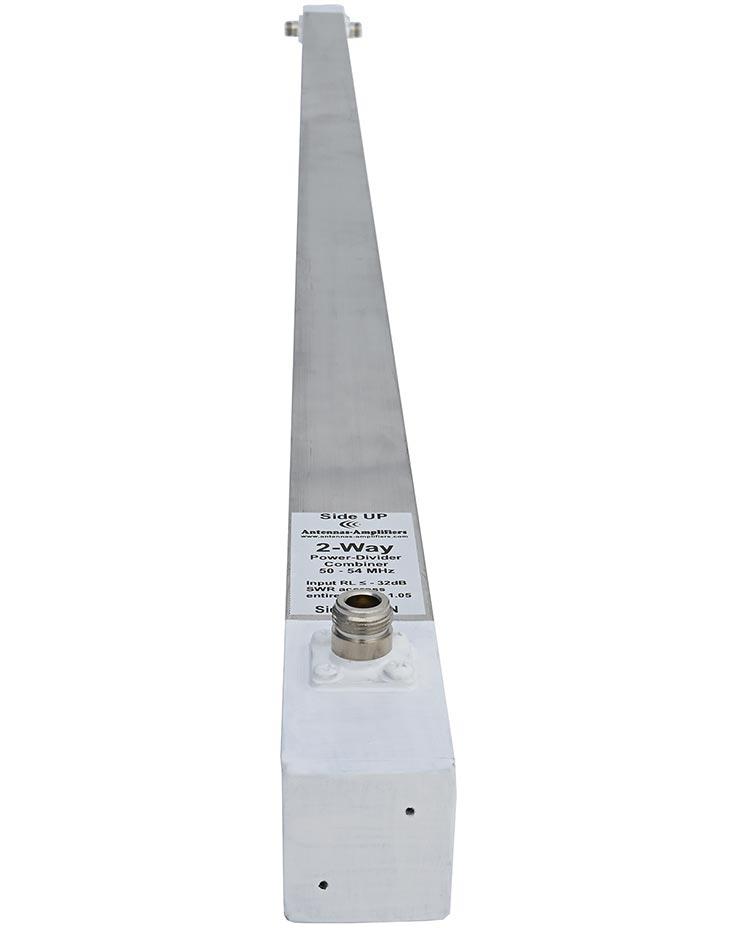 50-51-54-MHz-2Way-Split-Divide-Combine-5Ohm-Ham-Radio-Divider