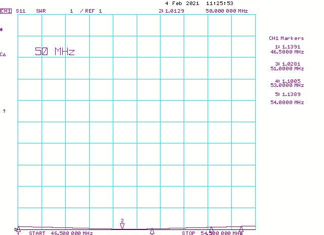 SWR-50-54MHz-3-Way-Power-Dividier-Combiner-Splitter