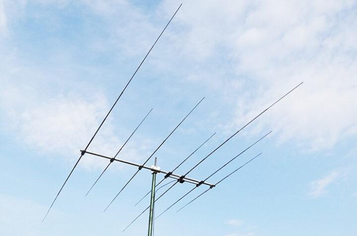 HF 7 elements 3-Band Yagi antenna 3B-223HD