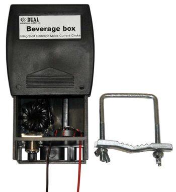 Beverage box 1.8, 3.5, 7 MHz