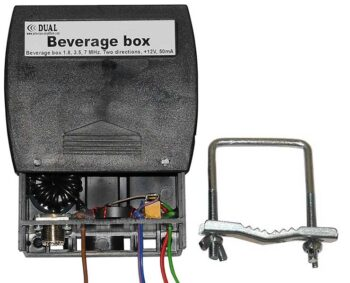 Beverage box 1.8, 3.5, 7 MHz two directions