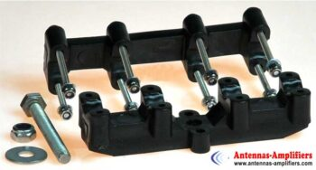 """Dipole Holder """"Max AIR"""" for any flat boom"""