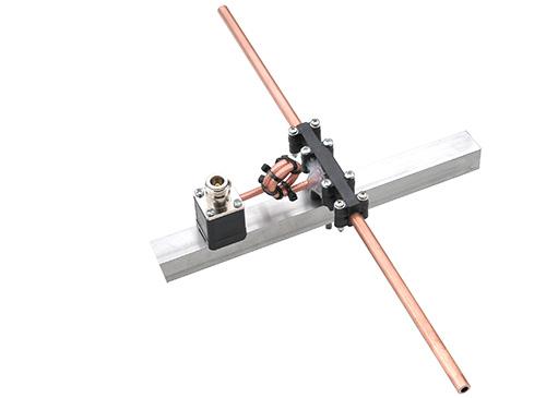 UV Resistant 432MHz driven element sealed balun dipole diameter 8mm