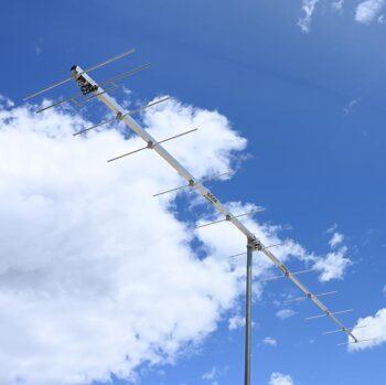 1.25m 12 Element 222 - 224 MHz Yagi Antenna PA222-12-4.7AP