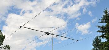 15m 4 Elements Monoband Yagi Antenna PA21-4-6HD