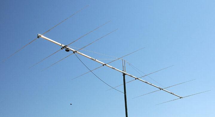 10m Super Yagi Antenna 7 elements PA28-7-12BHD