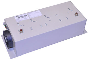20m, 14 MHz High power band-pass filter 6kW