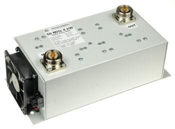 50 - 51 MHz 4 kW Low Loss Bandpass Filter BPF 6m