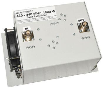 70cm -0.06dB 1000 W Bandpass Filter 430-440MHz